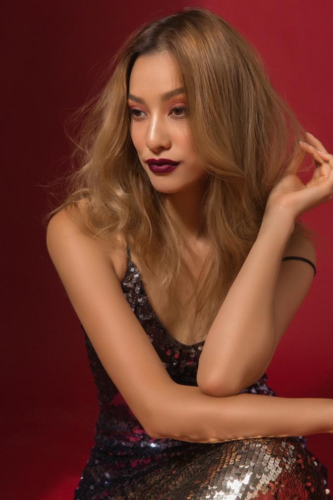 Lilly Nguyễn nóng bỏng, kiêu kỳ mừng tuổi mới đúng ngày 1/6 - Ảnh 5.