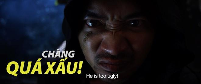 Vợ chồng Thu Trang - Tiến Luật la hét, đánh nhau tơi tả trên giường  - Ảnh 2.