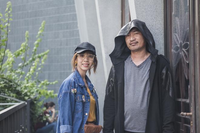 Vợ chồng Thu Trang - Tiến Luật la hét, đánh nhau tơi tả trên giường  - Ảnh 11.