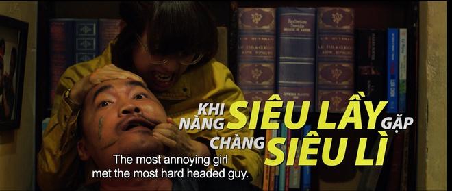 Vợ chồng Thu Trang - Tiến Luật la hét, đánh nhau tơi tả trên giường  - Ảnh 3.