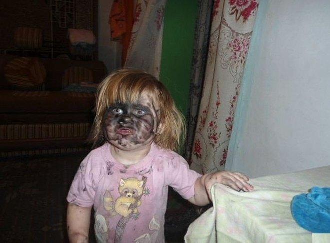 Đừng bao giờ để lũ trẻ ở nhà một mình nếu không muốn chứng kiến những cảnh dở khóc dở cười này - Ảnh 4.