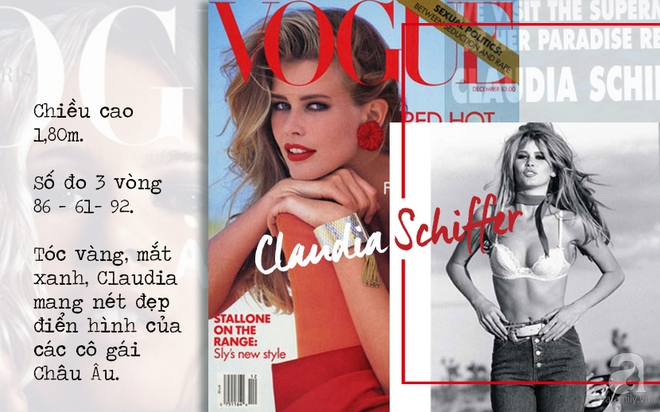 Claudia Schiffer: Siêu mẫu huyền thoại sở hữu số đo vàng 90-60-90 và cuộc đời viên mãn đáng mơ ước của mọi phụ nữ - Ảnh 5.