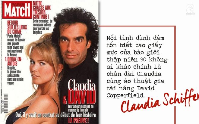 Claudia Schiffer: Siêu mẫu huyền thoại sở hữu số đo vàng 90-60-90 và cuộc đời viên mãn đáng mơ ước của mọi phụ nữ - Ảnh 9.