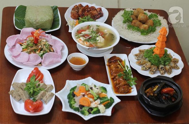 6 địa chỉ đặt cỗ chay đa dạng món, giá mềm cho rằm tháng bảy ở Hà Nội - Ảnh 23.