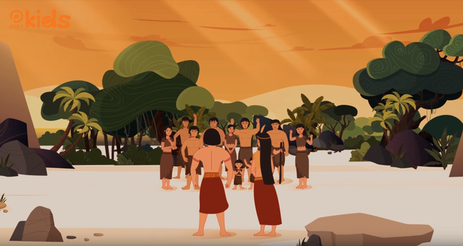 """""""Con Rồng Cháu Tiên"""": Bộ phim hoạt hình Việt đầu tiên gây bão mạng xã hội với 4 triệu lượt xem chỉ sau 3 ngày - Ảnh 6."""