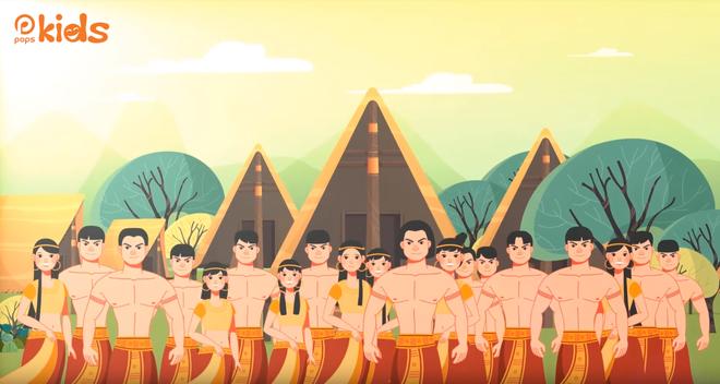 """""""Con Rồng Cháu Tiên"""": Bộ phim hoạt hình Việt đầu tiên gây bão mạng xã hội với 4 triệu lượt xem chỉ sau 3 ngày - Ảnh 5."""
