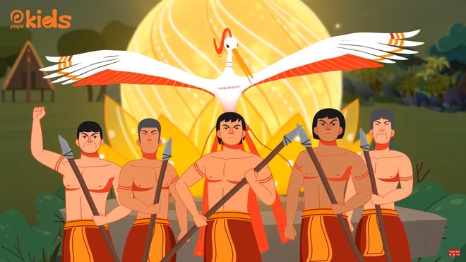 """""""Con Rồng Cháu Tiên"""": Bộ phim hoạt hình Việt đầu tiên gây bão mạng xã hội với 4 triệu lượt xem chỉ sau 3 ngày - Ảnh 4."""