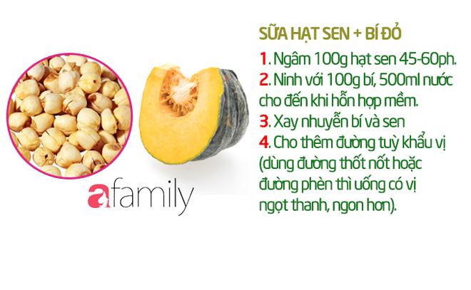 19 công thức làm sữa hạt thơm ngon giúp con tăng cân mà không bị rối loạn tiêu hóa - Ảnh 4.