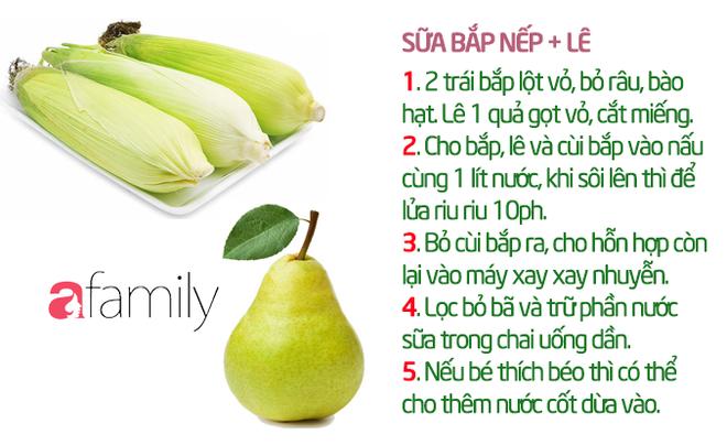 19 công thức làm sữa hạt thơm ngon giúp con tăng cân mà không bị rối loạn tiêu hóa - Ảnh 7.