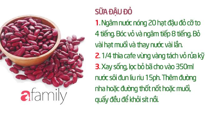 19 công thức làm sữa hạt thơm ngon giúp con tăng cân mà không bị rối loạn tiêu hóa - Ảnh 9.