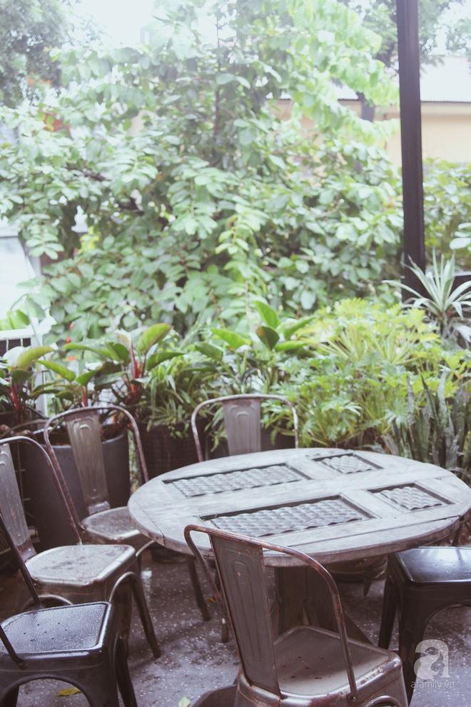 5 quán cafe vừa chất, vừa đẹp ẩn mình trong những ngôi biệt thự cổ ở Hà Nội - Ảnh 33.