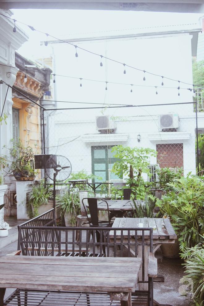 5 quán cafe vừa chất, vừa đẹp ẩn mình trong những ngôi biệt thự cổ ở Hà Nội - Ảnh 37.