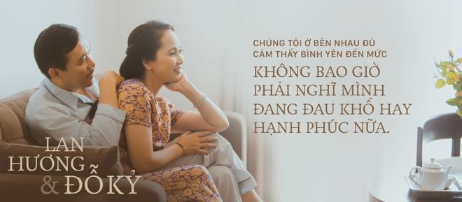 Vợ chồng nghệ sĩ Lan Hương & Đỗ Kỷ: Cuộc hôn nhân 30 năm gói gọn trong hai chữ Bình yên - Ảnh 1.