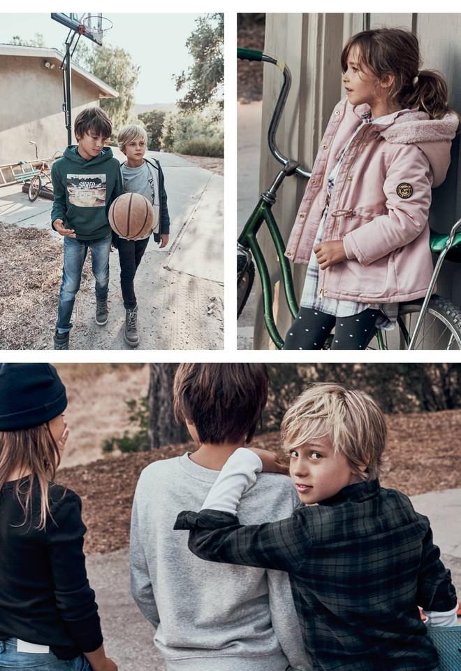 Đông này, mặc cho bé thật xinh với loạt lookbook mới nhất của Zara và H&M - Ảnh 6.