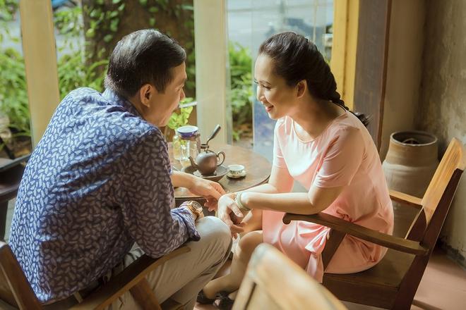 Vợ chồng nghệ sĩ Lan Hương & Đỗ Kỷ: Cuộc hôn nhân 30 năm gói gọn trong hai chữ Bình yên - Ảnh 4.