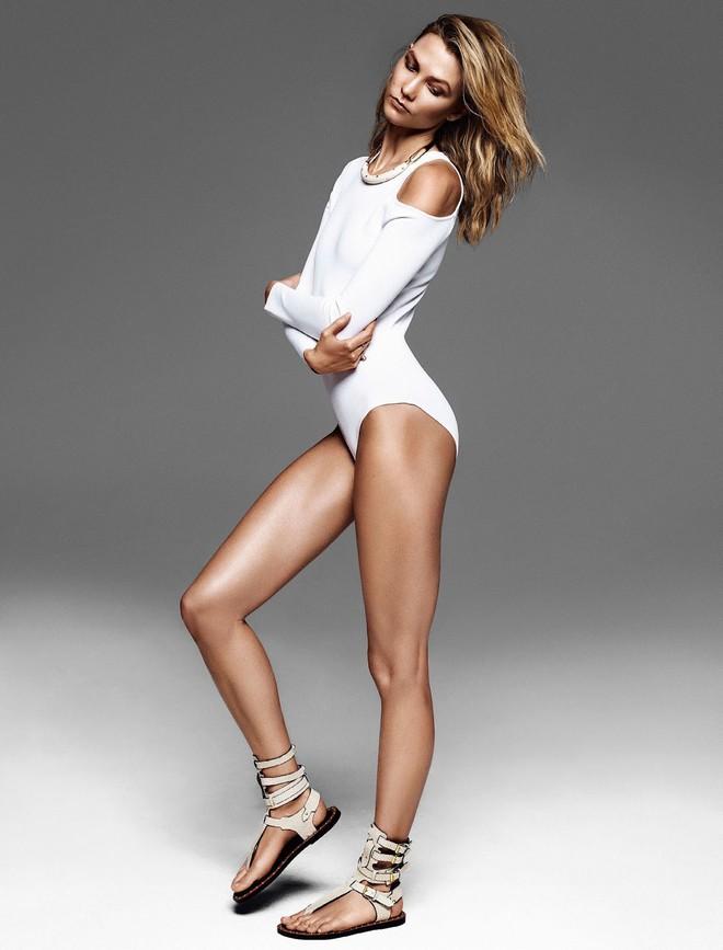 Quay trở lại show diễn Victorias Secret 2017, Karlie Kloss chia sẻ bí quyết giữ dáng khiến ai cũng ngưỡng mộ - Ảnh 2.