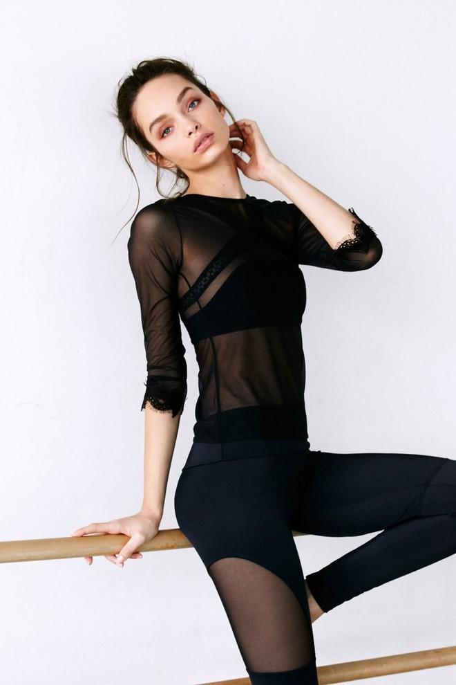 Không tập cardido, Luma Grothe - viên đá quý của Victoria's Secret giữ dáng không tì vết nhờ mẹo này - Ảnh 8.
