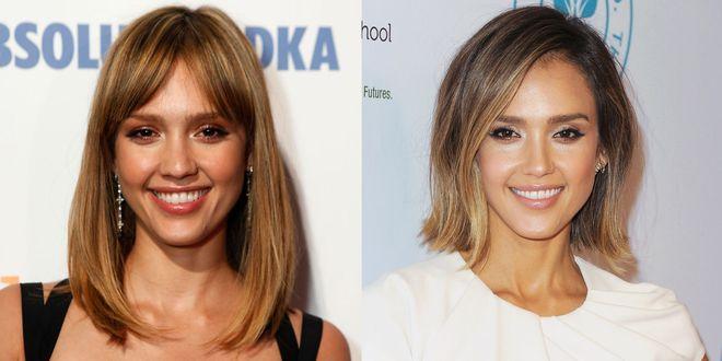 Minh chứng cho thấy, ngay cả các sao Hollywood cũng có người chỉ vì để tóc mái mà nhan sắc như tụt đi vài phần - Ảnh 12.