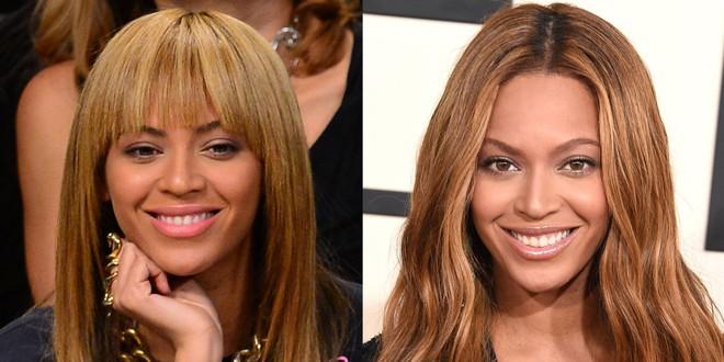 Minh chứng cho thấy, ngay cả các sao Hollywood cũng có người chỉ vì để tóc mái mà nhan sắc như tụt đi vài phần - Ảnh 13.