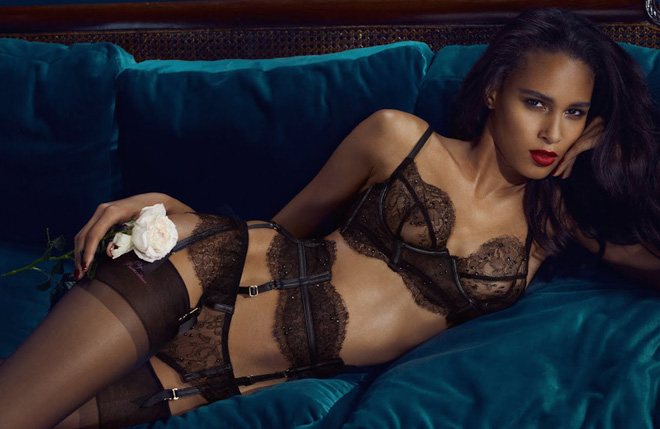 Thiên thần da đen sexy nhất hành tinh Cindy Bruna đã làm cách này để sở hữu bụng phẳng, giữ dáng đẹp nuột nà - Ảnh 3.