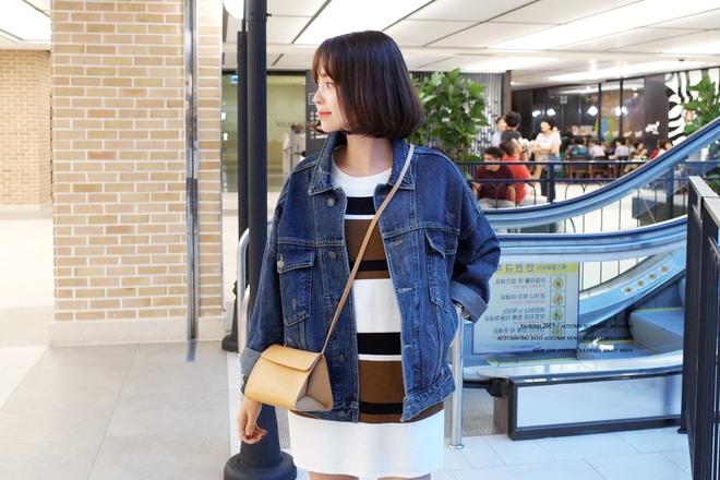 Xu hướng áo khoác mùa thu chỉ loanh quanh 4 kiểu này thôi, dù bạn có mua nhiều cũng chẳng sợ bị lỗi mốt  - Ảnh 5.