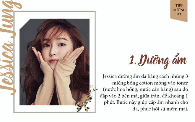 Jessica Jung giữ được danh hiệu biểu tượng nhan sắc xứ Kim Chi trong nhiều năm liền chỉ nhờ 5 bí quyết sau - Ảnh 1.