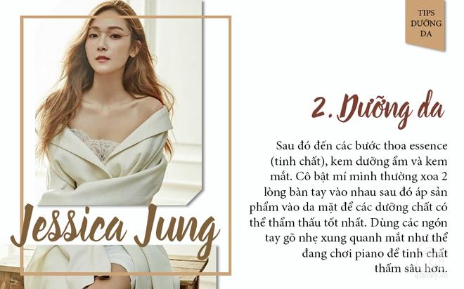 Jessica Jung giữ được danh hiệu biểu tượng nhan sắc xứ Kim Chi trong nhiều năm liền chỉ nhờ 5 bí quyết sau - Ảnh 2.