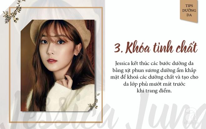 Jessica Jung giữ được danh hiệu biểu tượng nhan sắc xứ Kim Chi trong nhiều năm liền chỉ nhờ 5 bí quyết sau - Ảnh 3.