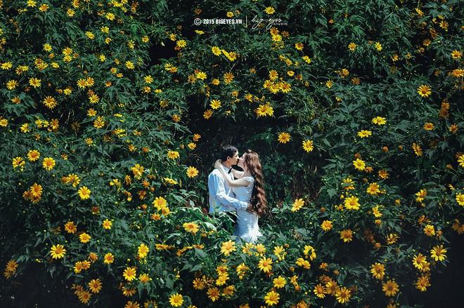 Mùa cưới đến rồi, bỏ túi ngay những địa chỉ chụp ảnh đẹp mê ly với lá vàng, lá đỏ này thôi - Ảnh 15.