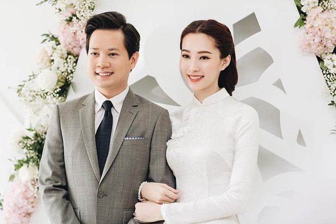 Hoa hậu Đặng Thu Thảo công khai trêu chọc chồng đại gia trên mạng xã hội - Ảnh 1.