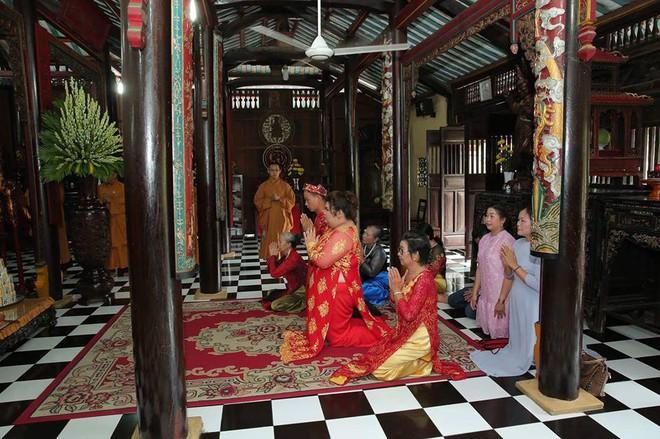 Cô vợ 9X nổi tiếng MXH vì được chồng chăm từ 90 lên 120 kg mới làm đám cưới - Ảnh 10.