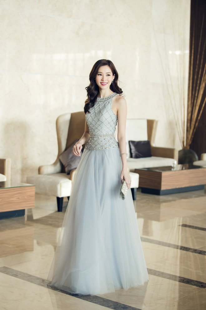 Vừa đăng quang Miss Globe, Khánh Ngân đã bị soi mặc lại váy của Thu Thảo từ năm ngoái - Ảnh 7.