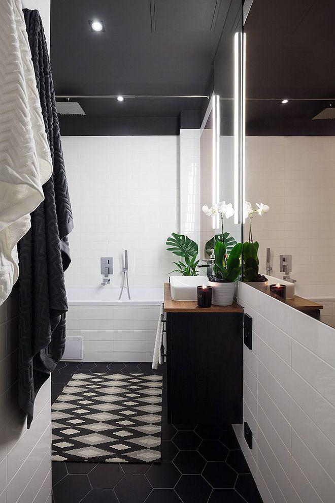 Sau cải tạo, căn hộ 45m² này đã có những bước tiến ngoạn mục về cả thẩm mỹ lẫn công năng - Ảnh 7.