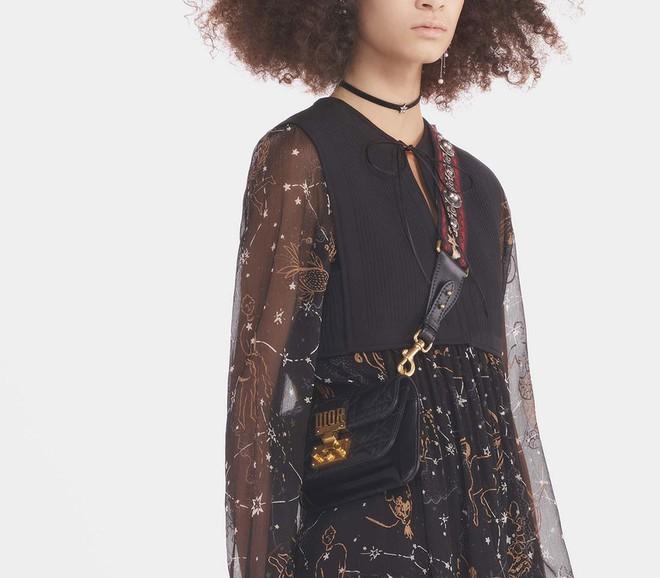 Sau túi J'adior, giới mộ điệu lại nóng lòng sở hữu túi Addict của Dior - Ảnh 3.