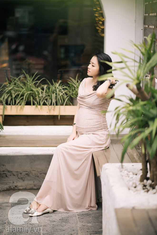 Minh Thu: Cô nàng Hoa khôi FPT ngày nào giờ đã là mẹ bầu xinh đẹp và sành điệu thế này đây! - Ảnh 6.