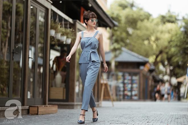 Duyên dáng trọn vẹn cả tuần với những thiết kế váy áo cổ điển đẹp tinh khôi - Ảnh 14.