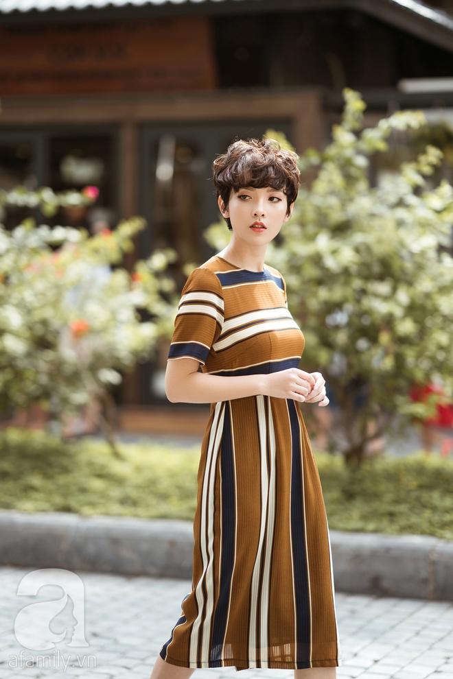 Duyên dáng trọn vẹn cả tuần với những thiết kế váy áo cổ điển đẹp tinh khôi - Ảnh 9.