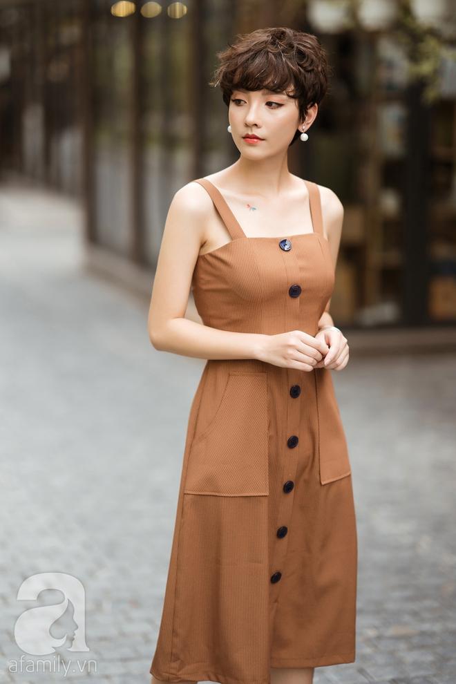 Duyên dáng trọn vẹn cả tuần với những thiết kế váy áo cổ điển đẹp tinh khôi - Ảnh 16.