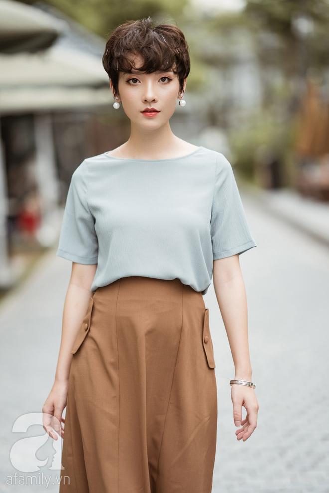 Duyên dáng trọn vẹn cả tuần với những thiết kế váy áo cổ điển đẹp tinh khôi - Ảnh 4.