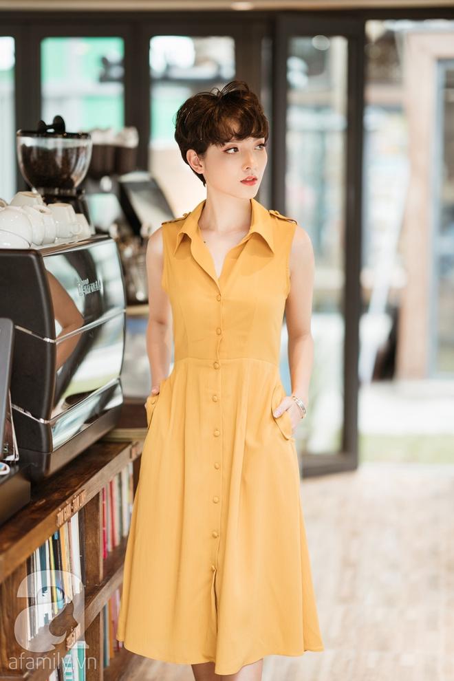 Duyên dáng trọn vẹn cả tuần với những thiết kế váy áo cổ điển đẹp tinh khôi - Ảnh 6.