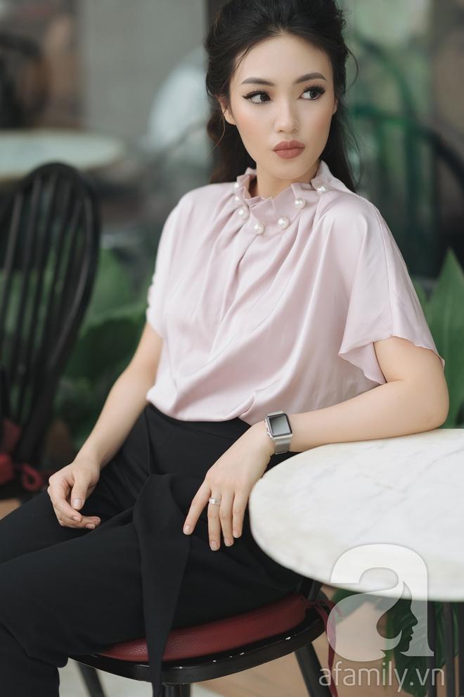 Cilly Nguyễn: cô nàng mê túi xách còn hơn cả trang phục - Ảnh 8.