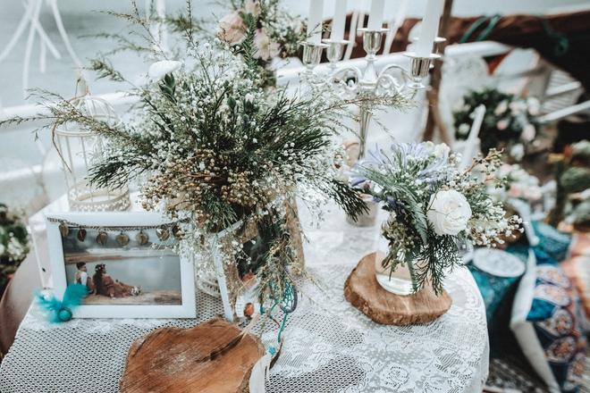Đám cưới du thuyền đẹp mơ màng giữa sóng nước Hạ Long của cô dâu Philippines không ngại chủ động tìm kiếm tình yêu - Ảnh 6.