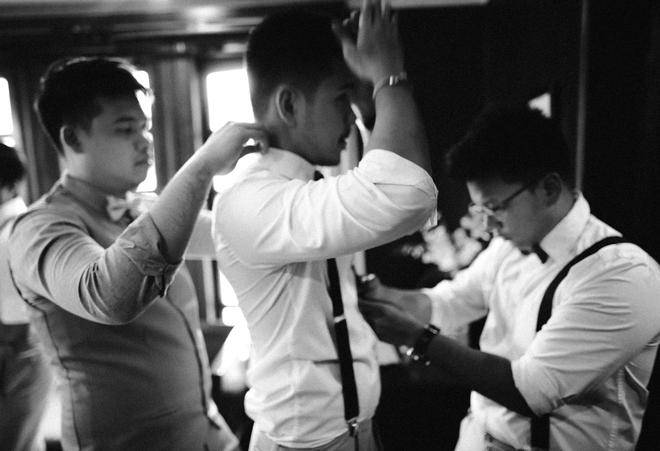 Đám cưới du thuyền đẹp mơ màng giữa sóng nước Hạ Long của cô dâu Philippines không ngại chủ động tìm kiếm tình yêu - Ảnh 25.