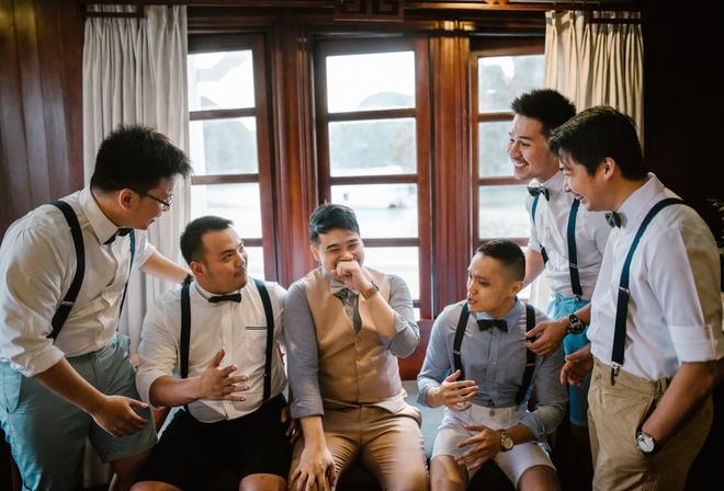 Đám cưới du thuyền đẹp mơ màng giữa sóng nước Hạ Long của cô dâu Philippines không ngại chủ động tìm kiếm tình yêu - Ảnh 26.