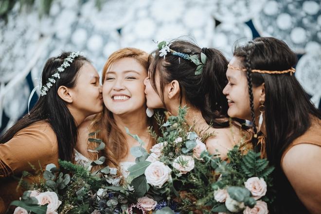 Đám cưới du thuyền đẹp mơ màng giữa sóng nước Hạ Long của cô dâu Philippines không ngại chủ động tìm kiếm tình yêu - Ảnh 15.