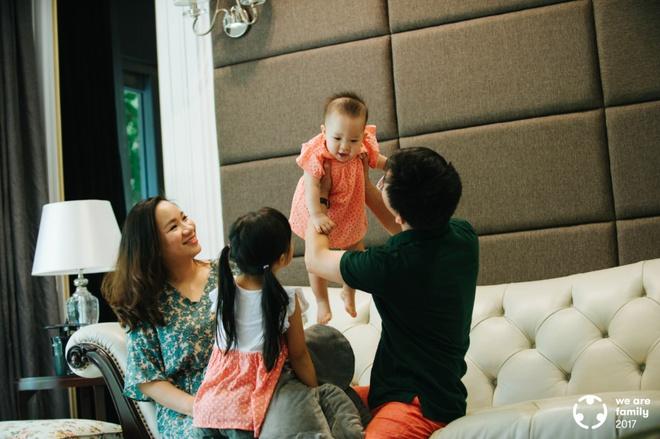 Phó TGĐ Phan Đặng Trà My: Dưới mái nhà, tôi bé nhỏ và dựa dẫm tuyệt đối vào chồng - Ảnh 9.