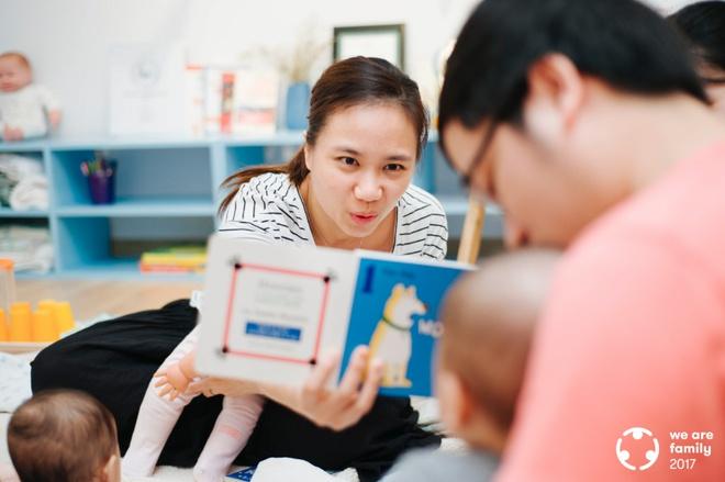 Trở về từ New Zealand, bà mẹ này đang làm thay đổi tư duy chăm sóc trẻ của gia đình Việt - Ảnh 12.