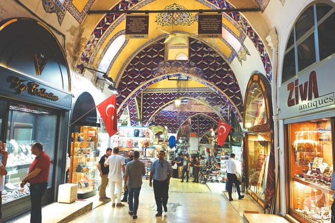 Istanbul - ai rời đi cũng mang theo một mối tình - Ảnh 8.