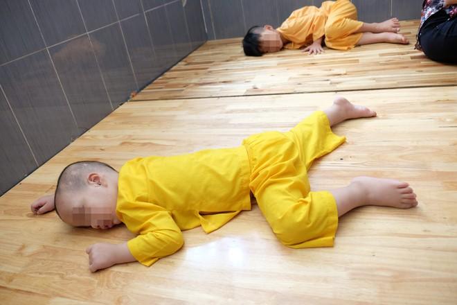Dịch tiêu chảy bùng phát trở lại tại mái ấm Đức Quang, chùa Vạn Đức (Bến Tre).