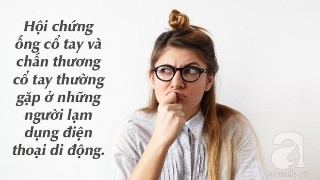 10 điều thực sự có thể xảy ra với cơ thể nếu như bạn cứ cắm mặt vào điện thoại suốt cả ngày - Ảnh 5.